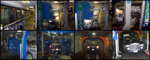 Bluewave Express Car Wash: Full Service Exterior Only Car Washing Services