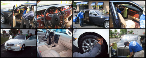 Bluewave Express Car Wash: Full Detail Services